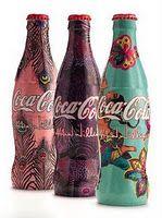 cool coke bottles