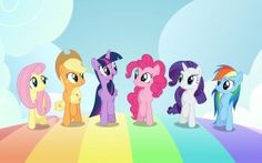 WALLPAPERS HD: My Little Pony