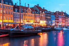 15 Free Things To Do In Copenhagen  #copenhagen #denmark #budgettravel