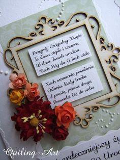 Pin Na Kartki Wzory Cards Inspirations