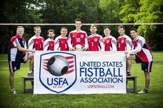 2015 United States Fistball Team – Argentina World Championship The United States Fistball Association (USFA) has named the 10 individuals to the U. Men's Fistball team. The national team w… Team Usa, World Championship, United States, The Unit, Sports, Men, Hs Sports, World Cup, Guys