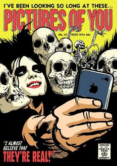 Brazilian artist Butcher Billy brilliantly reimagines Robert Smith of The Cure as a variety of monsters featured on the covers of classic horror comics, The Cure Songs, The Cure Lyrics, The Cure Band, The Cure Lullaby, Rock Vintage, Vintage Music, Arte Punk, Robert Smith The Cure, Rock Poster