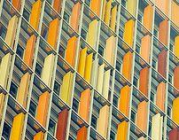 Color Berlin by Matthias Heiderich, via Behance