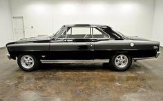 1966 Chevy Nova Super Sport