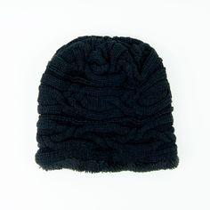 Verloop Mistral Cable Hat Black