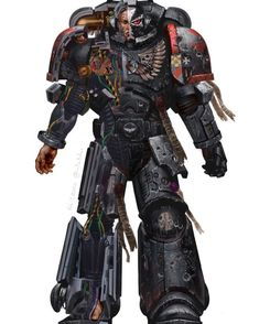 Salamanders Space Marines, Tactical Armor, Deathwatch, Imperial Fist, Warhammer 40k Art, Dungeons And Dragons Characters, Space Wolves, Fantasy Armor, Epic Art