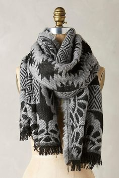 $39 Mireya Scarf - anthropologie.com