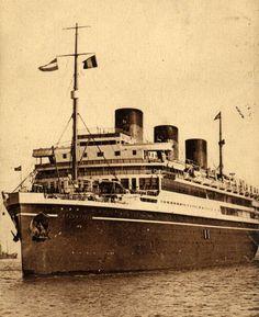 L'ATLANTIQUE - ShipSpotting.com - Ship Photos and Ship Tracker