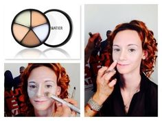 ▶ Step 1. Correct & Conceal Lise Watier Portfolio , highlight, conceal ,shape and contour - YouTube