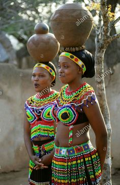 Hot zulu girls, kari sweets rope