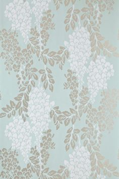 Wisteria BP 2214 | Wallpaper Patterns | Farrow & Ball