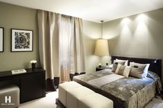 Discover the various accommodation possibilities at Boutique Hotel Murmuri Barcelona, designed by Kelly Hoppen Room, Beautiful Bedrooms, Home, Kelly Hoppen Interiors, Bedroom Interior, Bedroom Inspirations, Barcelona Hotels, Hotel Decor, Hotels Design