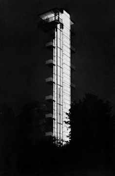 "Bernhard Hermkes, ""Philips"" Tower, Hamburg, Germany"