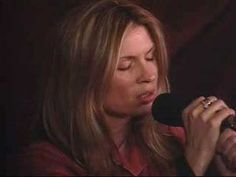 """Over the Rhine, """"Hallelujah."""" Gorgeous version of this (oft-performed) song. Love her voice (and her jacket)!"""