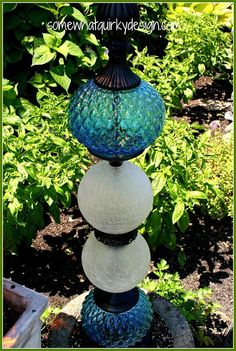glass yard art images | YARD ART/ METAL WORKS