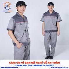 Quần áo bảo hộ lao động -Quan ao bao ho chất lượng giá rẻ