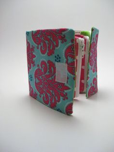 Pretty Children's Cash Budget wallet Kids Bank by reispeices, $19.00 A place to give, save and spend!