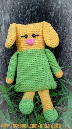 Coneja crochet