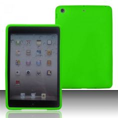 Hey! It's so durable silicone case cover? Why don't you get it for your iPad mini? It's so awesome!