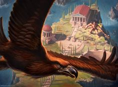 Eagle of the Watch MtG Art