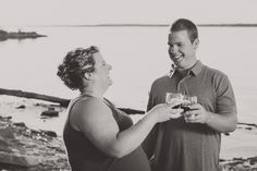 Krista and Chris - Ottawa Wedding Magazine Engagement Photos #Arnprior #Ottawa #Canada #MondaysWithMacPhotography #photography #weddings #Beach #RyeAndCoke #BlackAndWhite http://www.mondayswithmacphotography.com/