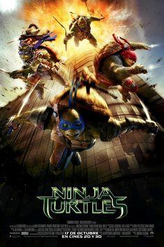 Ninja Turtles (2014) - Ver Películas Online Gratis - Ver Ninja Turtles Online Gratis #NinjaTurtles - http://mwfo.pro/18197132