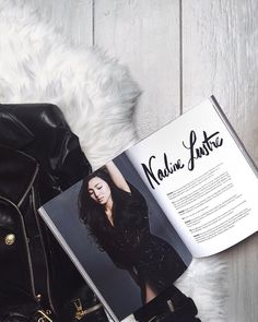 "Nadine Lustre on Instagram: ""#PushbyBjPascual. Thank you to everyone who got their copy/ies already! """