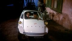 Aw, the 1955 Velam Isetta from Funny Face (starring Audrey Hepburn and Fred Astaire)