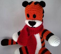 Haroldo é o tigre de estimação do Calvin. Eles são melhores amigos e juntos vivem muitas aventuras na imaginação do Calvin.