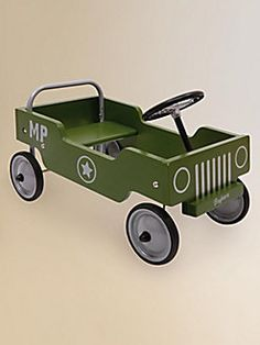 Baghera - Classic Jeep, so cute for our Military families here, sooo cute