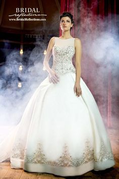 Ball Gown Wedding Dresses : View our Stephen Yearick collection of wedding dresses and bridal gowns availabl