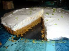 Lime pie - Tarta de lima