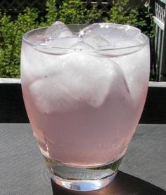 Rose Drink (Sharab Ward) Lebanese Rose Drink (Sharab Ward) from : A delicious pink drink that is probably enjoyed around the region. From the Lebanon/Syria/Jordan (& Palestinian) section of The Complete Middle East Cookbook By Tess Mallos. Lebanese Cuisine, Lebanese Recipes, Mexican Food Recipes, Dessert Recipes, Refreshing Drinks, Yummy Drinks, Healthy Drinks, Pink Drinks, Cold Drinks