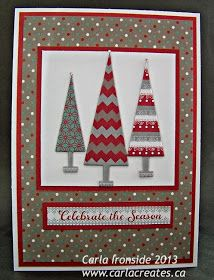 Carla Creates: Sparkle & Shine Christmas Card Kit - Available Now!