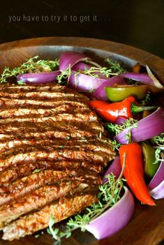 Red Goddess Grilled Flank Steak Recipe – weekend recipes