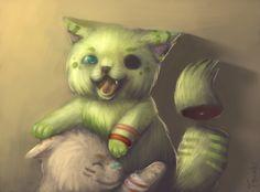 Secret Santa gift for Silverpineneedle.