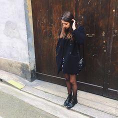 charlotte sur Instagram: -- #ootd (genre la blogueuse mode), ph/ @chloe_mrnr le suzon d'amour. #isabelmarant #mellowyellow #apc  cheap thrills - sia