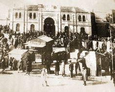 Plaza de Toros de Tetuán. 1935