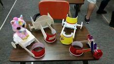 Glen Rose High School: Latest News - HS - Sphero Chariot STEM Challenge