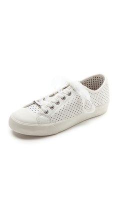 DKNY Barbara Perforated Sneakers