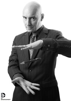 Grant Morrison. If ever I felt conflicted about a writer, it's him.