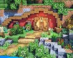 Minecraft House Plans, Minecraft Farm, Minecraft Mansion, Minecraft Cottage, Easy Minecraft Houses, Minecraft House Tutorials, Minecraft House Designs, Minecraft Decorations, Amazing Minecraft