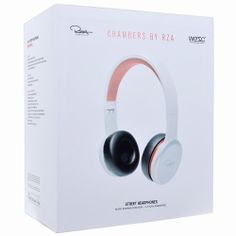 $74.99 WeSC Chambers by RZA Street Headphones Red/White  http://wkup.co/select_product/ODE=/MTA3MDY4MQ==