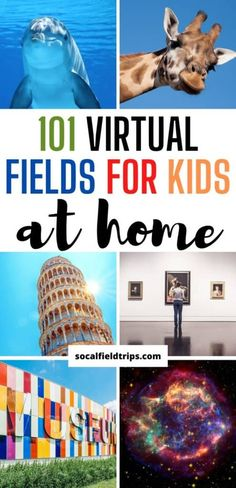 101 Virtual Field Trips To Take With Your Kids - Education interests Home Learning, Fun Learning, Preschool Activities, Toddler Learning, Educational Activities For Kids, Educational Toys, Career Education, Kids Education, Early Education