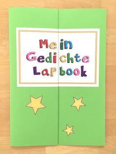 Materialwiese: Gedichte-Lapbook