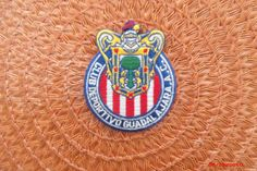 New Club Deportivo Guadalajara Chivas Patch #Guadalajara