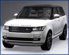 Fresh Prince Creations Sims 3 2016 Land Rover Range