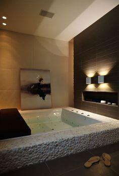 Japanese style bath - Studio Osiris Hertman