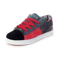 tacco piatto scarpe da tennis delle donne di modo di comfort con scarpe  stringate (più 134cae400ed