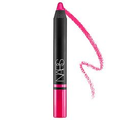 The word on lips: long wear + satin finish - NARS Satin Lip Pencil #Sephora #SephoraHotNow